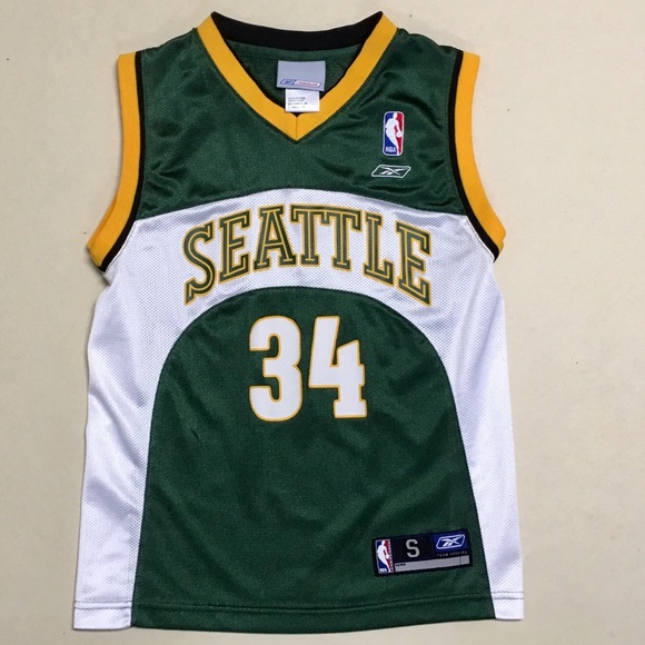 869b964676d20 Seattle SuperSonics - Vintage Ray Allen Jersey 🏀
